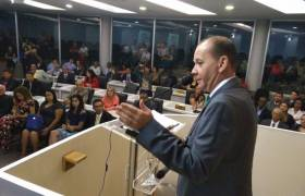 Sessão Solene do dia do Pastor na Câmara Municipal da Serra