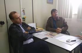 Visita ao município de Santa Maria de Jetibá com nosso Vereador do PSC Mazinho!!!