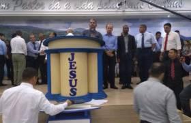 Culto da Igreja Mundial do Poder de Deus