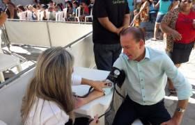 Prestação de contas e Ação Social  Vereador Wanderson Marinho