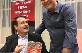 """Lançamento do livro """"Gestão Compartilhada"""""""