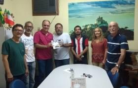 Reunião com representantes da Cultura de Vila Velha