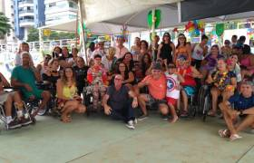 Carnaval no Praia Legal 2018