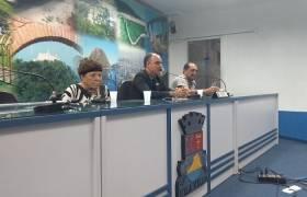 Reunião mensal do PPS-Vila Velha