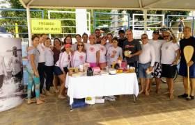 Aniversário KOA KEAKUA - Canoa Havaiana para mulheres recuperadas e em tratamento contra o câncer de mama