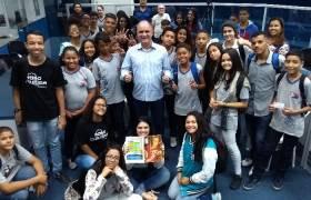 Escola na Câmara UMEF Mikeil Chequer - Boa Vista