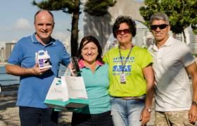 Homenagem de Dia dos Pais da turma da professora Aureny Simões