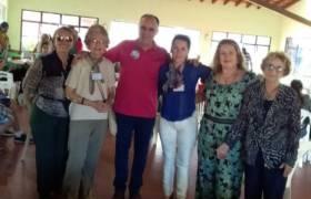 Visita a amigos em Guarapari