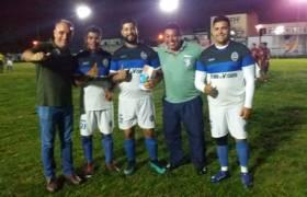 Visita a times de futebol em Aribiri, Vila Velha