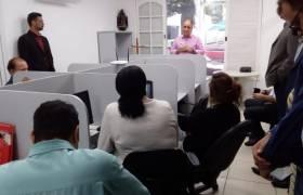 Visita a amigos de Imobiliária no Centro, Vila Velha