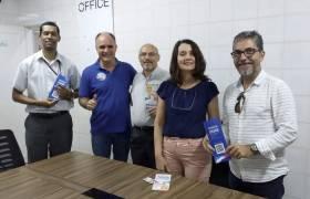Visita a administradora de condomínio em Vila Velha