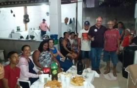 Visita a amigos de Guarapari