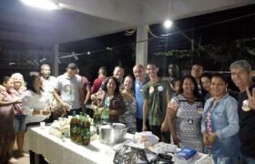 Visista a amigos em Jacaraípe, Serra.