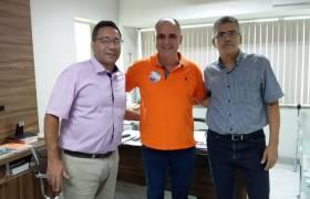 Visita à empresa em Vitória