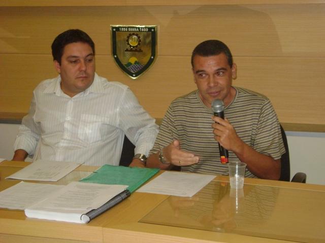 Comissão de Finanças da Câmara da Serra reúne entidades do município