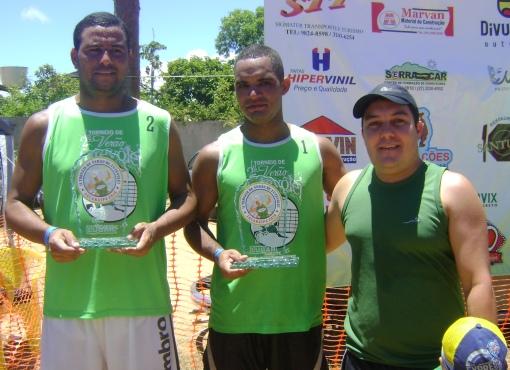 Jacaraípe é palco de torneio de futevôlei