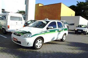 Táxis da Serra serão padronizados