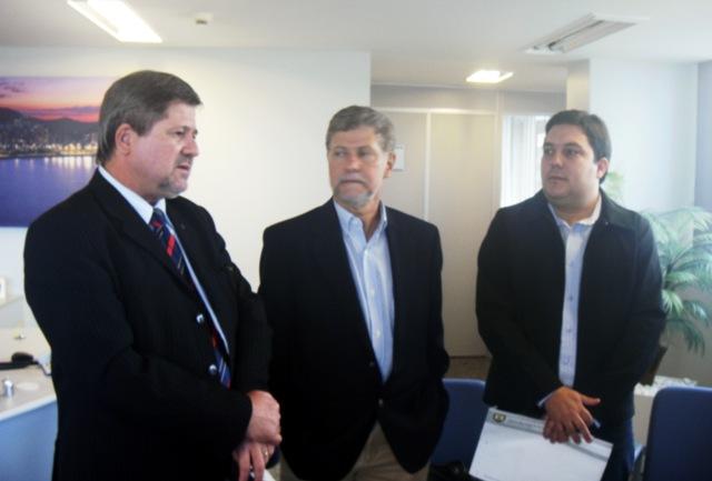 Bruno Lamas quer agência da Caixa Econômica em Jacaraípe