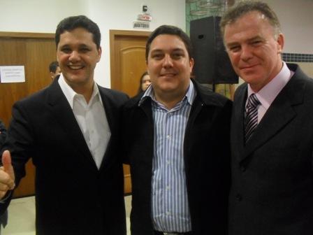 Bruno Lamas participa de encontro da Associação de Empresários da Serra