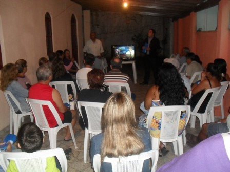 Mata da Serra: Bruno Lamas presta contas à comunidade