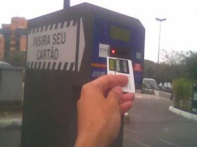 Bruno Lamas quer fim da cobrança de estacionamentos