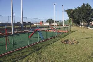 Prefeitura da Serra inaugura Campo de Futebol e Área de Lazer em Taquara II