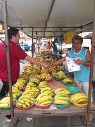Vereador Bruno Lamas agradece a Taquara I e II