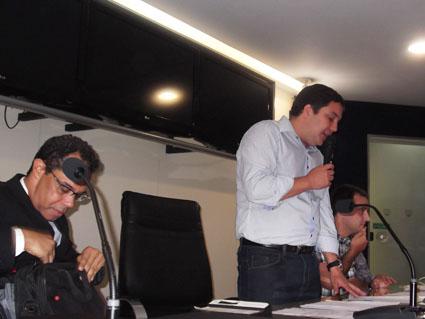 Agropecuaristas fazem encontro com o Idaf na Câmara da Serra