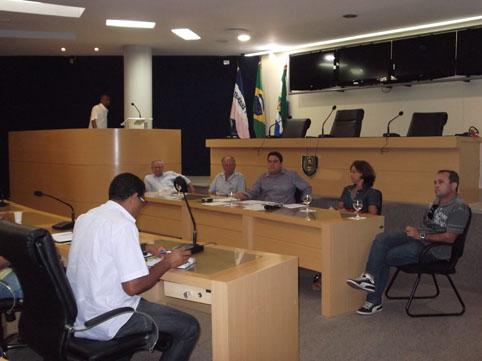 Bruno Lamas promove Audiência Pública com taxistas da Serra