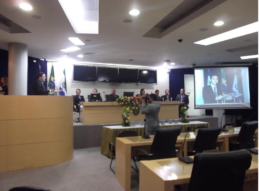 Advogados são homenageados na Câmara Municipal da Serra