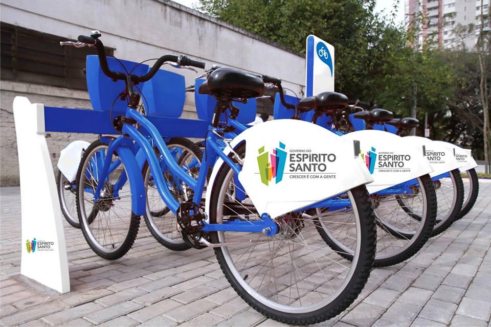 Estações de Bicicleta vão incentivar o uso das ciclovias