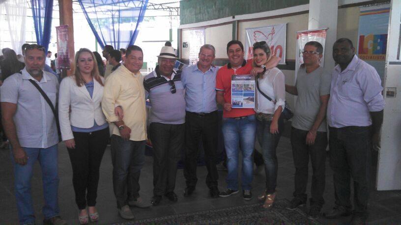 Bruno Lamas prestigia prestação de contas de Paulo Foletto