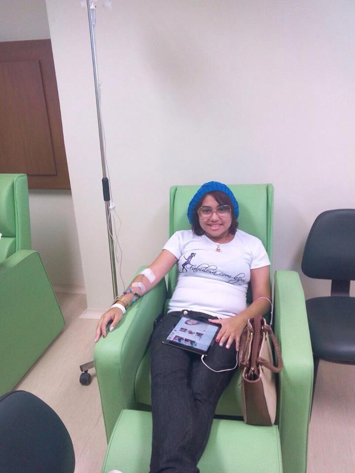 Estacionamento livre para pacientes de quimioterapia