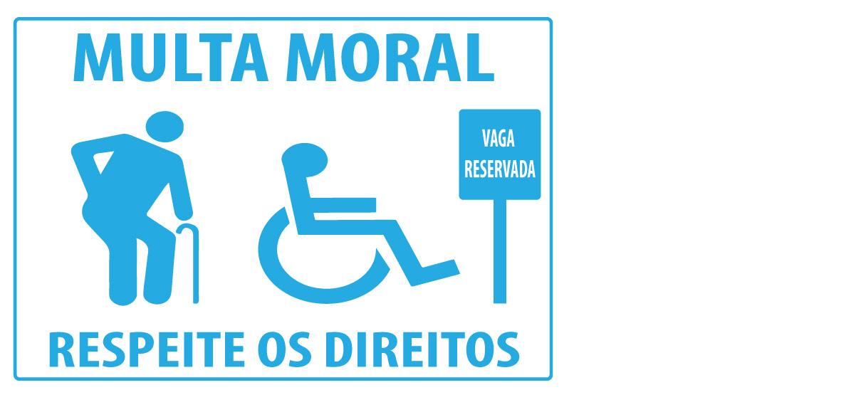 Falta de respeito ao direito das pessoas com deficiência pode acabar em multa moral em Vila Velha