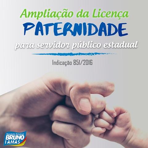 Ampliação da Licença Paternidade
