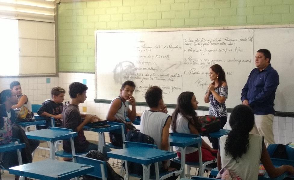 EDUCAÇÃO É PRIORIDADE DE NOSSO MANDATO