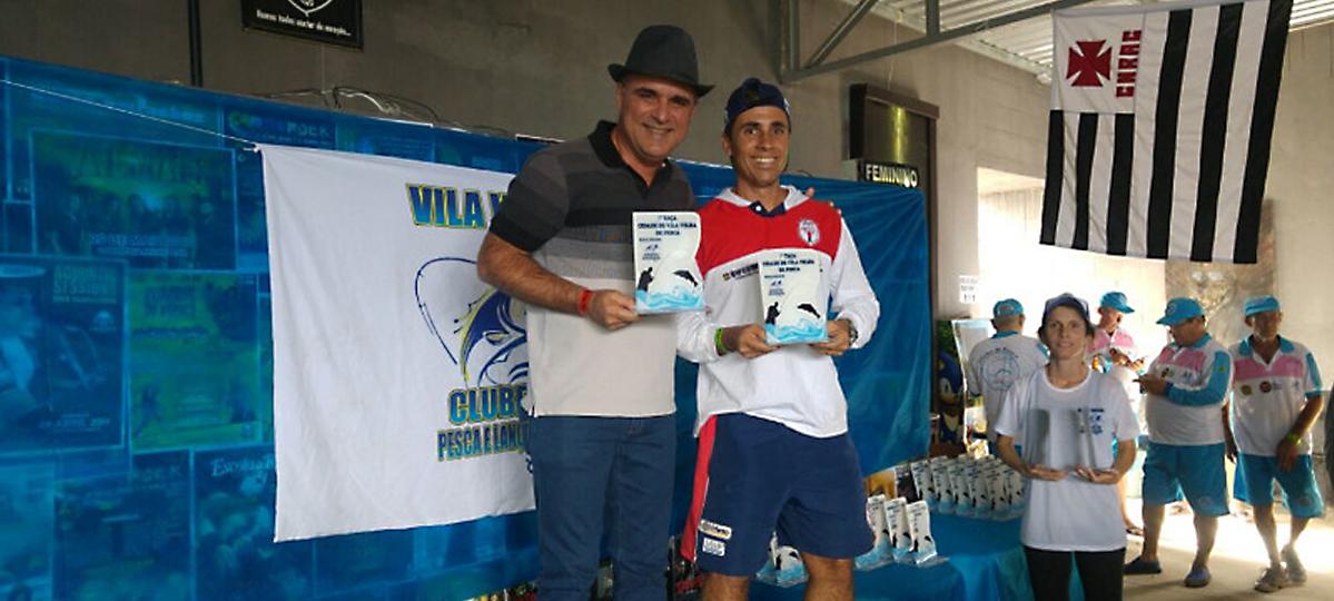 """""""Taça Cidade Vila Velha de Pesca"""" pode se tornar evento oficial do município"""