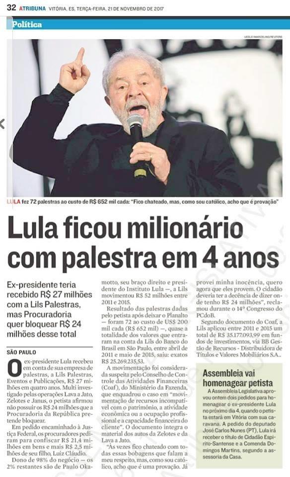 TITULO DE CIDADÃO ESPÍRITO-SANTENSE É COISA SÉRIA