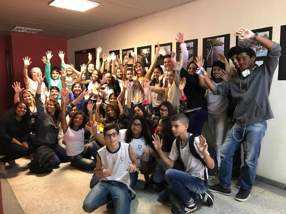 Escola Dom Helder na Serra - Exemplo de cidadania!