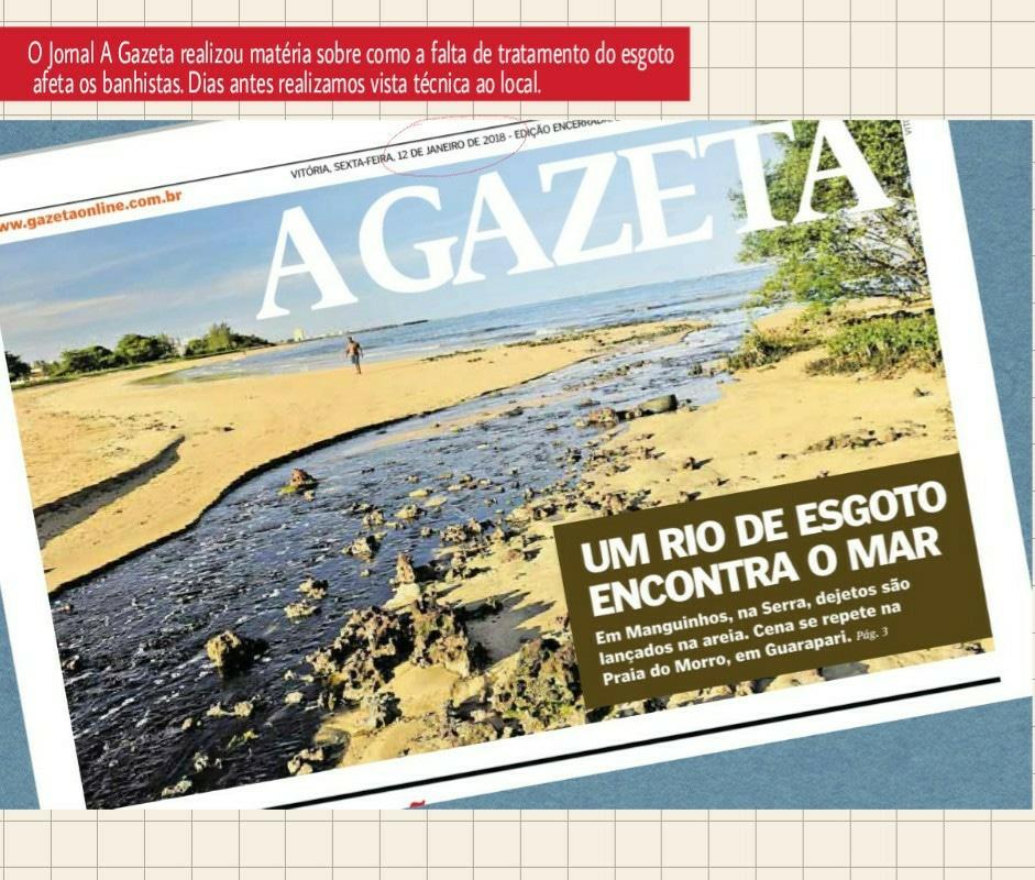 SANEAMENTO BÁSICO - Plano Municipal de Saneamento da Serra