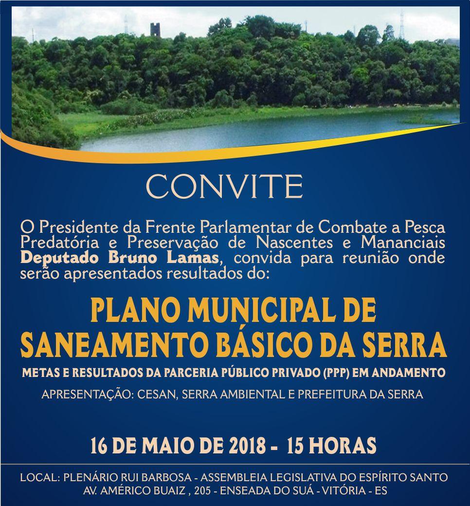 Frente Parlamentar de Combate à Pesca Predatória discute qualidade de lagoas da Serra