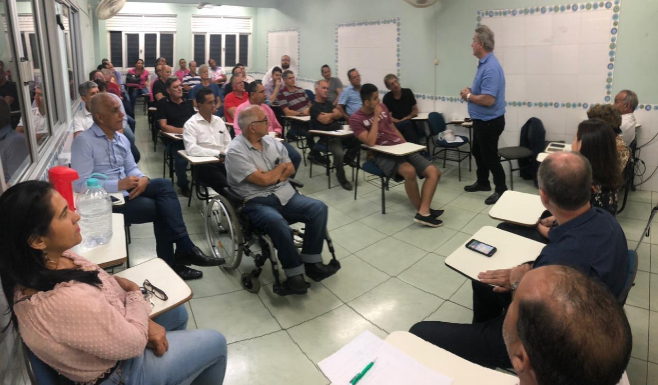 Reunião do diretório do Cidadania23 de Vila Velha. Casa Cheia!!!