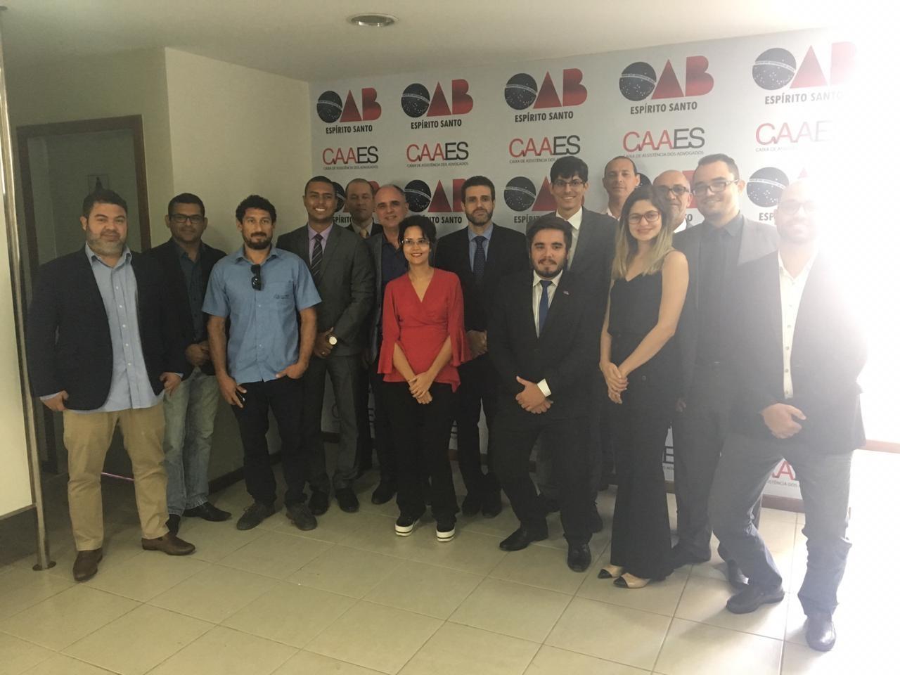 Chiabai participa da palestra sobre Integração no Transporte Público na Região Metropolitana na OAB-ES.