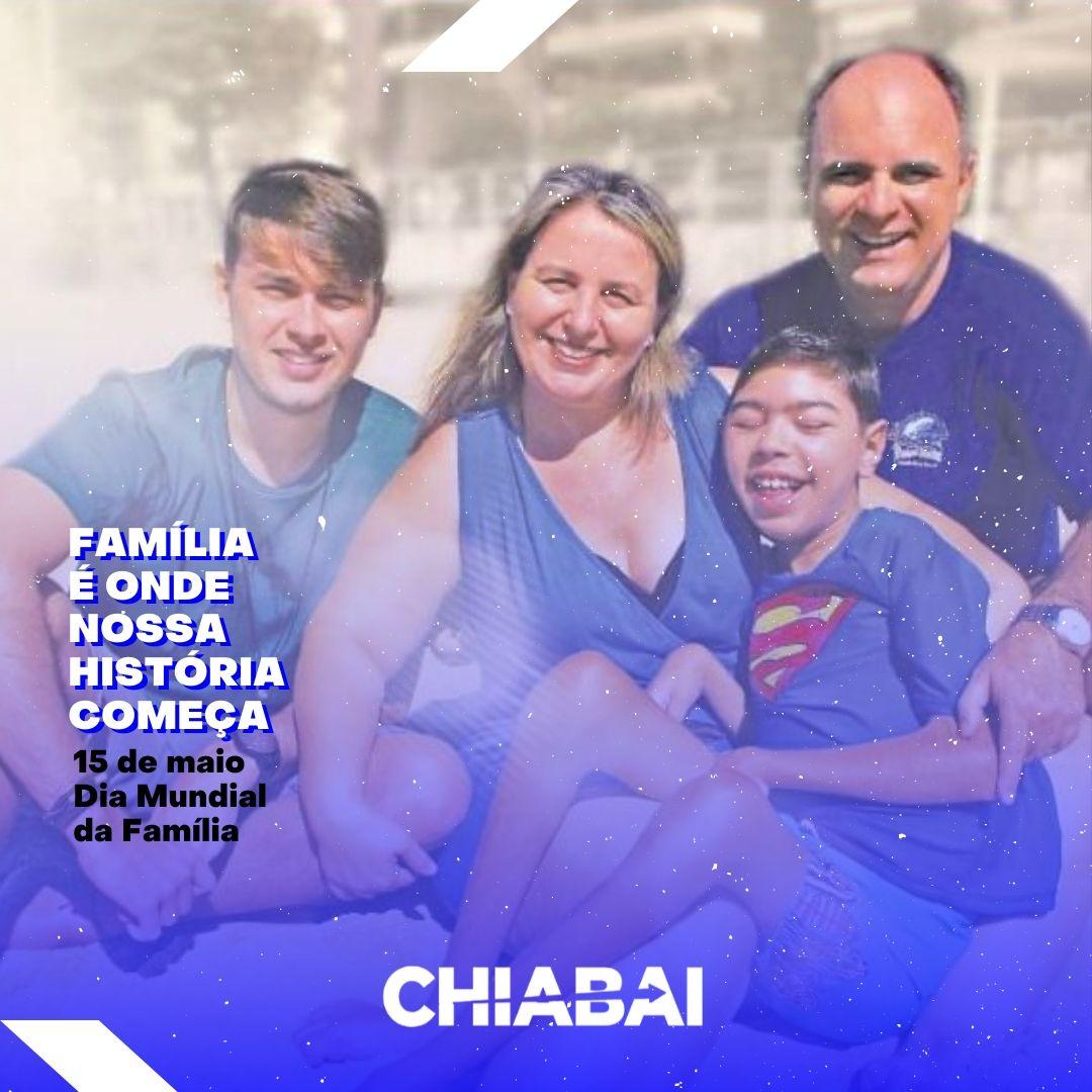 15 de Maio: Dia Mundial da Família