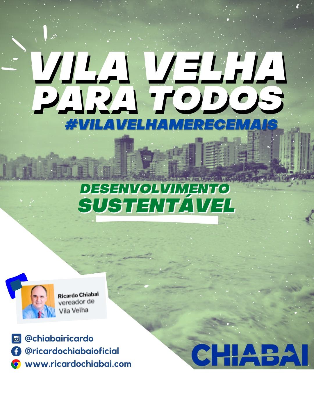 Vila Velha para todos: Desenvolvimento Sustentável