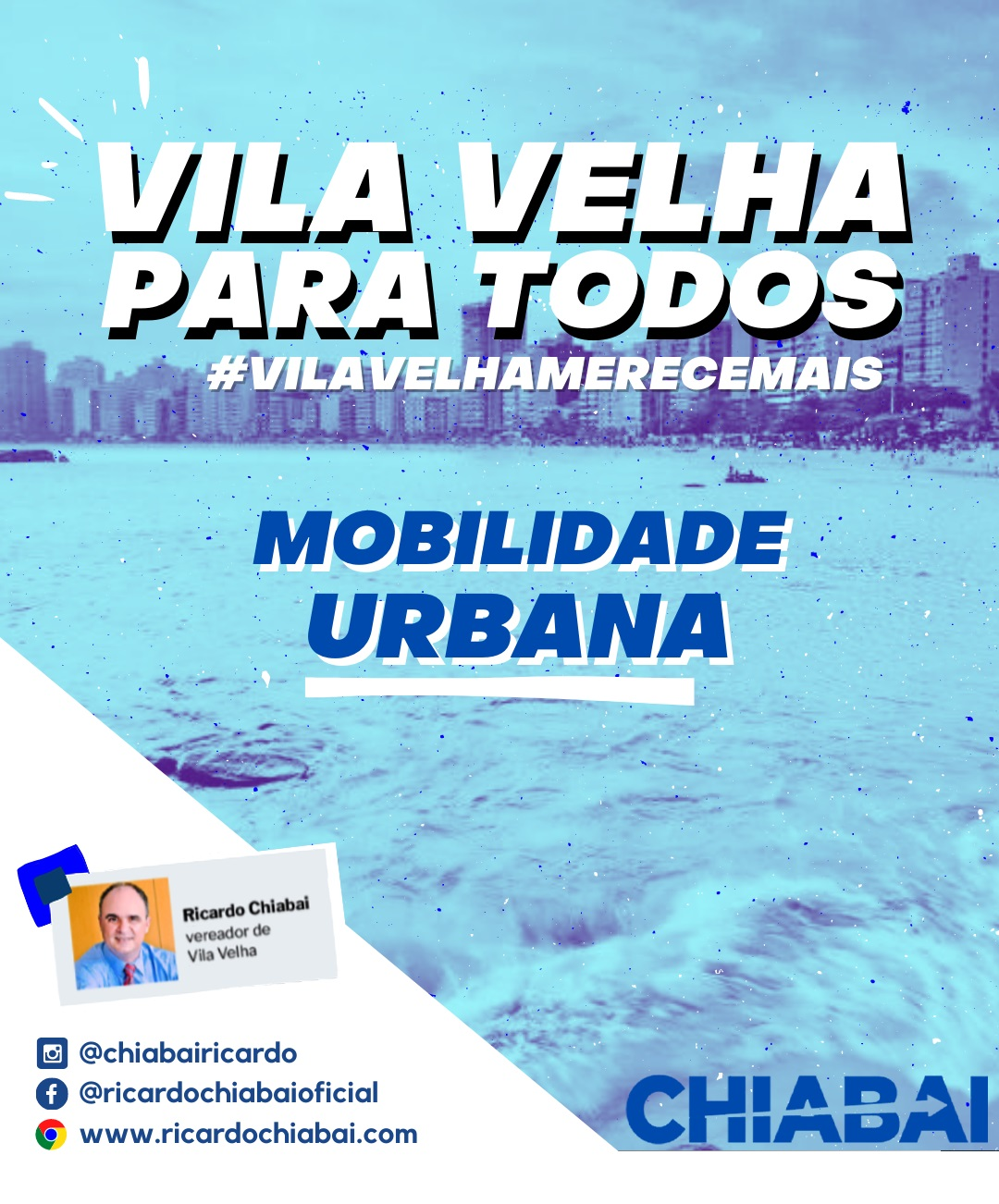 Vila Velha para todos: Mobilidade Urbana