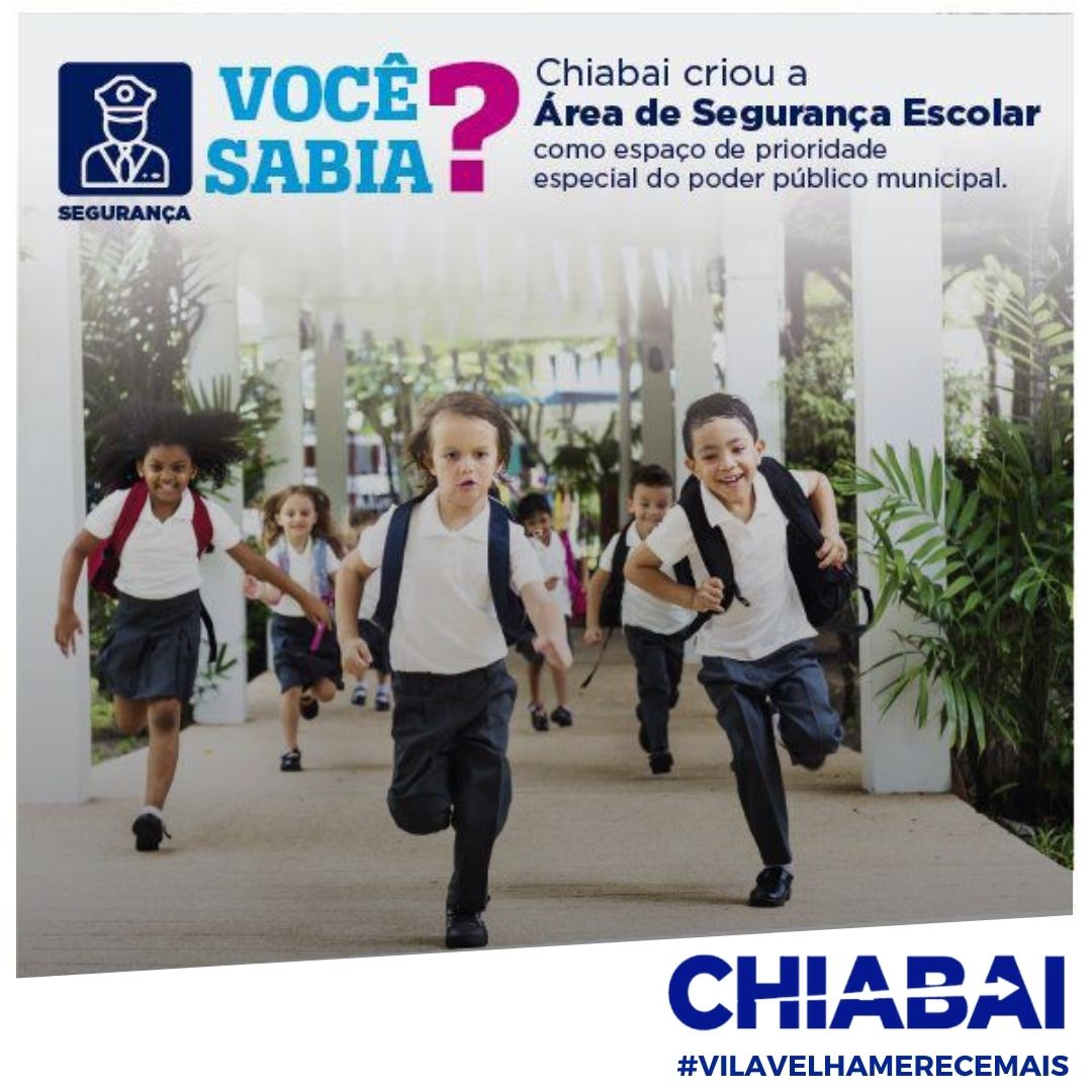 Prevenir e combater a violência contra a comunidade escolar é nossa prioridade
