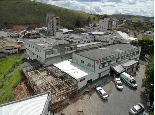 Bruno Lamas quer ajudar Santa Casa de Misericórdia e produtores rurais de Guaçuí