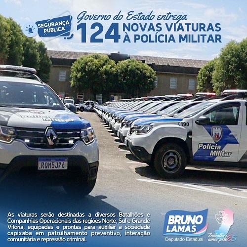 Bruno Lamas pede e concurso para 40 vagas de delegado substituto da Polícia Civil será liberado