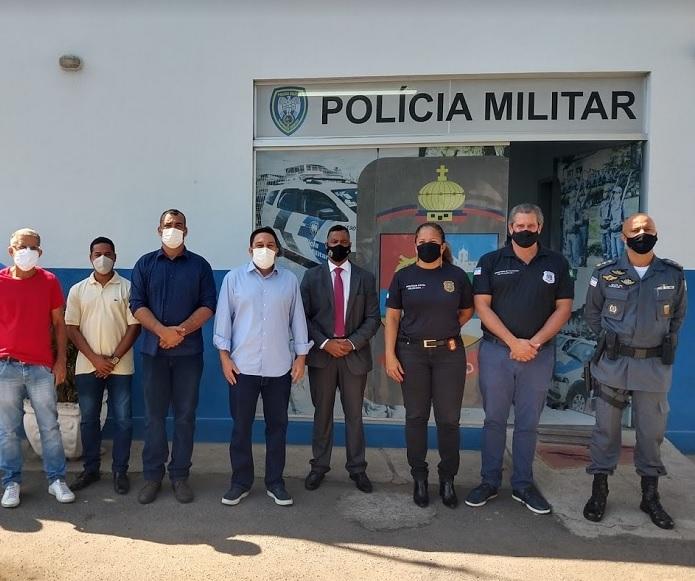 Assembleia já aprovou indicações e deputado levou cúpula da Segurança Pública à Grande Jacaraípe